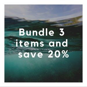 🎉Bundle 3 items and save 20%🎉